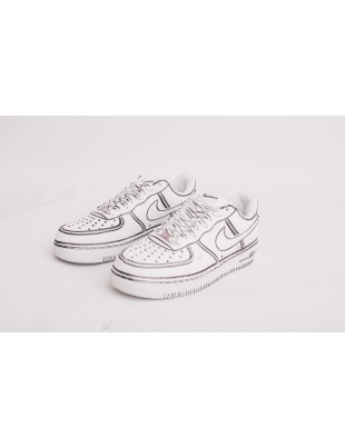 Nike Airforce sketch System