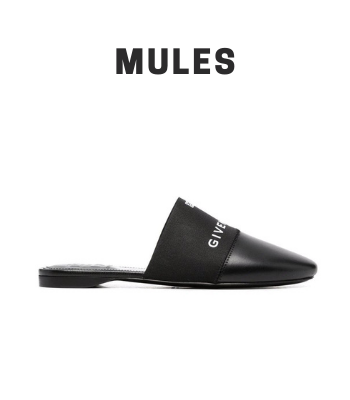 Mules and Dress shoes