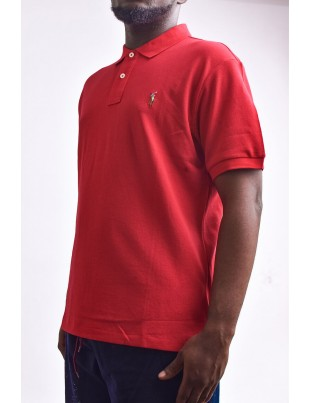 polo by ralph lauren Short sleeve-Red